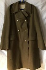 HORSE GUARDS MOUNTED PATTERN GREAT COAT SIZE 4
