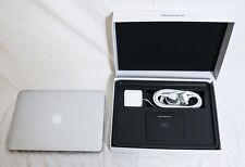 "Apple MacBook Air 13.3"" Laptop, 128GB - MMGF2LL/A - (March, 2015, Silver) w/case"