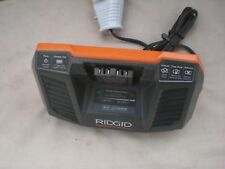 RIDGID AEG Gen5x Battery Charger Lithium NiCd 9.6-18v R840095