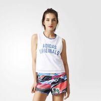 BRAND NEW $55 Adidas Women's Tee Shirt Tank Top BJ8136