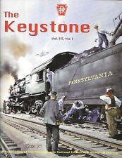 Keystone PRR V44 N1 2010 Steel Horse Express Cars X29 Box Cars Charters Southern