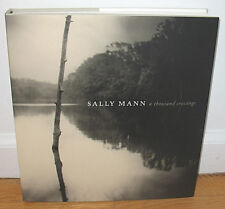 New SIGNED Sally Mann A Thousand Crossings Photographs Family Land What Remains