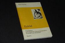 Die Biographie von EUKLID / Meilensteine der Mathematik / Leben und Werk