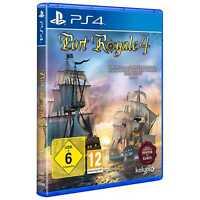 Port Royale 4 für Sony PS4 Seefahrer Strategiespiel NEU&OVP