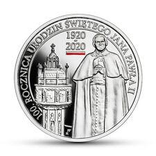 Poland / Polen 2020 - 10zl 100th Anniversary of the Birth of Saint John Paul II