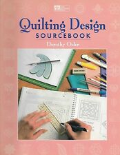 1996 Quilting Design Sourcebook That Patchwork Place-diagrams, designs, patterns