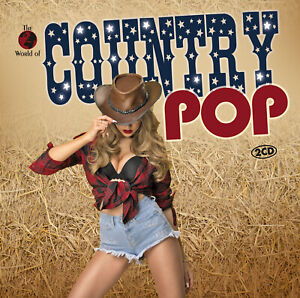 CD Country Pop von Various Artists 2CDs