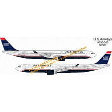 Dragon #55524 1/400 U.S.AIRWAYS A330-300