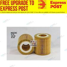 Wesfil Oil Filter WCO161 fits Ford Ranger PX 2.2 TDdi 4x4,PX 2.2 TDdi,PX 3.2