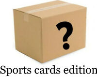 Mystery pack Sports Cards. GUARENTEED ATLEAST 1 AUTO,PATCH, OR NUMBERED CARD.