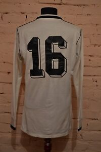 VINTAGE WEST GERMANY HOME FOOTBALL SHIRT 1978/1980 JERSEY TRIKOT MATCH WORN  #16