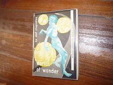 Worlds of Wonder Olaf Stapledon HC/DJ 1949