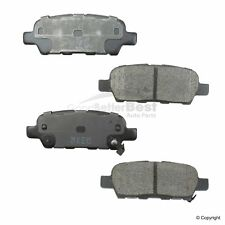 SMD888 Semi Metallic Disc Brake Pads Set Stirling - Front Both Left and Right