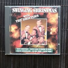 THE DRIFTERS - SWINGNG CHRISTMAS WITH THE DRIFTERS - CD