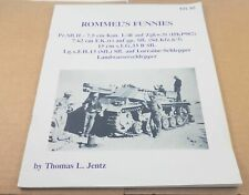 Panzer Tracts Rommel's Funnies - Special; Thomas Jentz