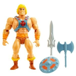Masters of the Universe Origins He-Man 14cm Action Figure 16 Moveable Joints