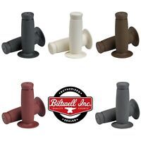 Biltwell Renegade TPV Motorcycle Grips - Choose Color & Size