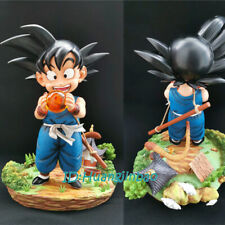 Dragon Ball Child Son Goku With 4 Star Led Light Painted Model In Stock Anime GK