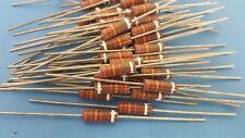 Resistor, RCR Series, 22K OHM, 1 WATT, 1W, Carbon Composition, 100 Pcs