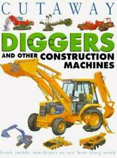 Diggers : And Other Construction Equipment by Jon Richards
