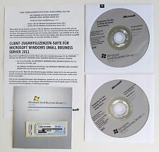 Windows 2011 Small Business Server SBS Standard 1-4CPU 64 Bit 5CAL T72-02874