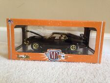 M2 Ford Mustang Mach 1 428 1970 Black 1/24 Limited Edition 500 Made Gold Chase