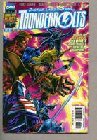 Thunderbolts #1-1997 vf 8.0 2nd Variant Cover 1st Erik Josten Atlas