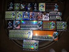 Jay Ajayi 81 card RC lot 2015 (Topps Chrome, Platinum, Panini, etc.) refractor