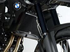 BMW F800R 2014 R&G Racing Radiator Guard RAD0082BK Black