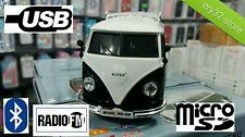 Modello altoparlanti VW t1 bulli mp3 USB Radio VOLKSWAGEN BUS