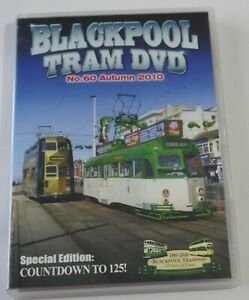 Railway DVD: Blackpool Tram DVD 60 - Autumn 2010