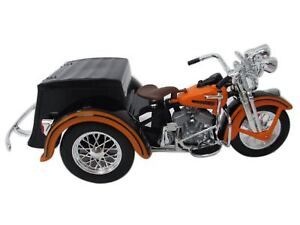 New model 1/18 Harley Davidson 1947 Servi-car Sidecar