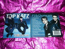 PJ & DUNCAN TOP KATZ THE ALBUM CD 12 TRACKS