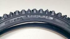 "2 Kids MTB Tyre Tire 20x2.10 Black 20"" 2.10"" ATB Dirt Jumping BMX Mountain Bike"