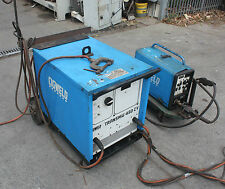 TRANSMIG Cigweld 450 CV 100017-002 4RHD 3 phase Mig Welder 4wheel wire feed 450A