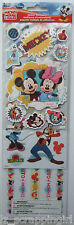 ~MICKEY MOUSE & FRIENDS~ Sandylion MULTIPACK Stickers; Disneyland Disney World