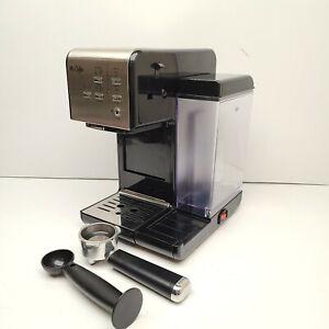 Mr. Coffee BVMC-EM6701SS Espresso Maker and Cappuccino Machine - Silver