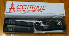 "Accurail HO #8022 (3 Pack) 41'6"" AAR Steel Gondola NYC"