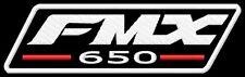 Honda FMX 650 MX650 Parche bordado Thermo-Adhesivo iron-on patch