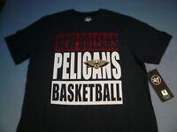 '47 Compton Club New Orleans Pelicans Basketball BRAND NEW t-shirt NBA NOLA NO
