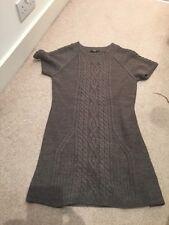 M&S knitted short sleeve jumper - longer length style