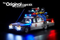 LED Lighting kit for LEGO ® 21108 Ghostbusters™ Ecto-1 by Brick Loot