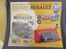 570G IXO Hachette Utilitaires Renault Goélette Bétaillère 1959 1:43