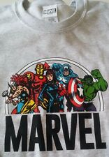 Marvel Comics Avengers Gray Sweatshirt XL, Soft, Uni-sex, New with tags