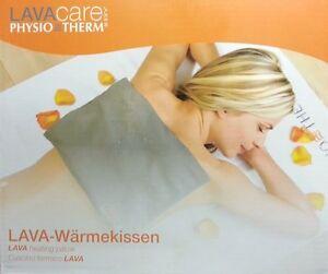 LAVACare LAVA Care Wärmekissen von Physio Therm Kissen Wärmetherapie Lavakissen