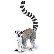 Ring-Tailed Lemur Wildlife Figure Safari Ltd NEW Toys Educational Kids Collect