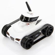 I_spy Mini Wilreless Spy Tank Rc Car with 0.3mp Hd Camera