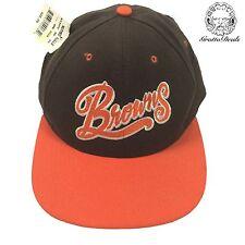 Browns Hat Snapback American NeedleBrown USA NWT Vintage