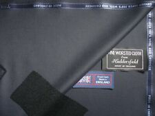 CHARLES CLAYTON SUPER 150's WOOL AND CASHMERE SUITING FABRIC IN DK. NAVY - 3.4 m