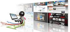 CREAZIONE SITO WEB • Flash personalizzato • WEBSITE